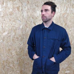 REWORKED348 – Coverall Jacket