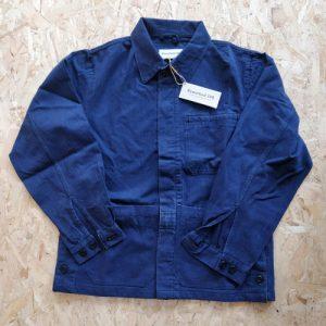 REWORKED348 – Herringbone Coverall Jacket S