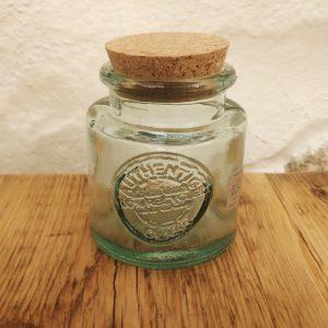 Recycled Glass 250ml Jar