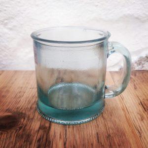 Recycled Glass 350ml Mug