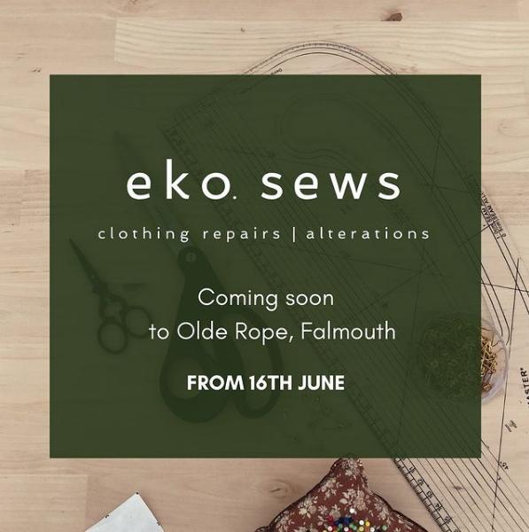 ekosews alterations poster